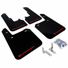 Rally Armor UR Mud Flaps w/ RED Logo for 13-17 BRZ & FR-S FRS SUBARU SCION