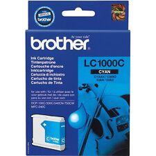 Genuine Original Brother Ink Cartridge LC1000C Cyan 03 2017