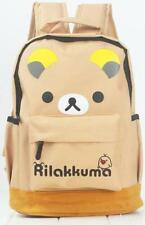 New Cute Rilakkuma San-X Kiiroitori Chick Student Travel Schoolbag Backpack Bag