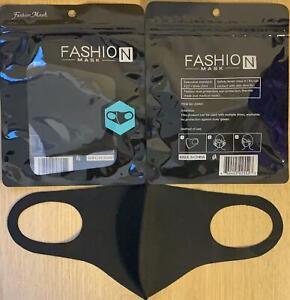 FASHION MASK UNISEX FASHION MASK - Reuseable Washable Cloth Face Masks