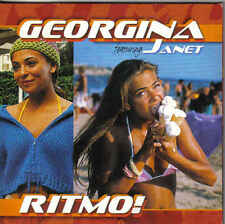 Georgina Verbaan-Ritmo cd single