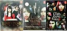 Japanese Movie DVD Liar Game Season 1+2+ Movie The Final Stage English Subtitle