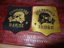 COS      COMMANDOS    MARINE       HUBERT       PROTOTYPE        patch    ( 2 )
