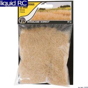 Woodland Scenics FS628 Static Grass Straw 12mm