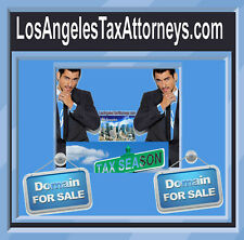 Los Angeles Tax Attorneys .com Key Words Put Your Website Domain Name For Sale