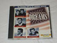 American Dreams: The American Music Sampler by Various Artists CD 1994 Laserligh