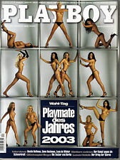 Playboy 12/2003      CARMEN ELECTRA + Kalender!*       Dezember/2003