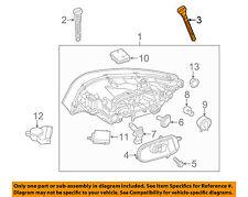 VOLVO OEM 11-16 S60 Headlight Head Light Lamp-Anchor 31294522