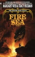A Death Gate Novel: Fire Sea 3 by Tracy Hickman and Margaret Weis (1992, Paperb…