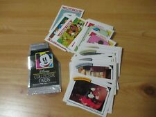 IMPEL PICTURE TRADING CARDS: 1991 DISNEY COLLECTOR CARDS SERIES ONE.