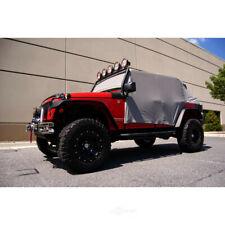Truck Cab Top Cover-Cab Cover Gray 07-16 Jeep Wrangler JK fits 2007 Wrangler