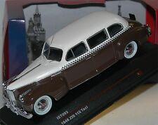 Ist Models IST093, ZIS 110 TAXI, 1948, braun/weiß, 1/43, USSR, Russland
