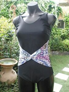 Body Sculpting Swimsuit - part of sample line - One-piece- Size 12