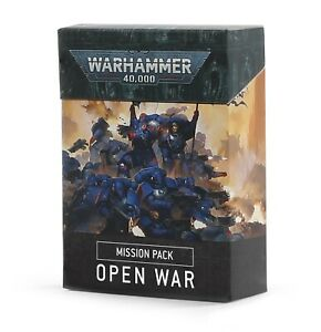 Warhammer 40,000: Open War Mission Pack New Sealed 9th Edition FREE SHIPPING
