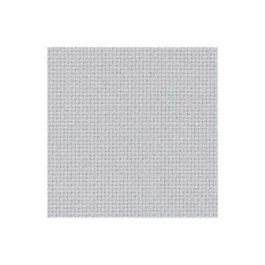 "16 Count Blue Grey Aida from Zweigart 19 x 21"" 3251.713 Cross Stitch Fabric"