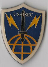 "USAISEC Colonel Commander   Challenge Coin 2 ""DIA"