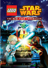 LEGO Star Wars The New Yoda Chronicles Four Complete Episodes on DVD