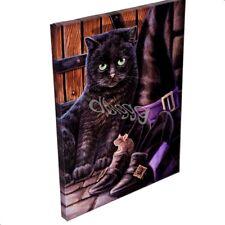 Bild Katze Maus Magie magisch Lisa Parker