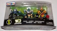 Ben 10 Omniverse Super Deformed Figure Set, 6-Pack - 4cm High - (BNIB) - 96641