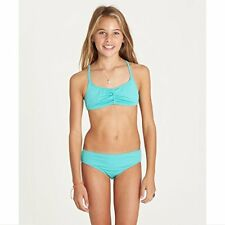 Billabong Girls' Girls' Sol Searcher Crossback Swim Set SZ 12