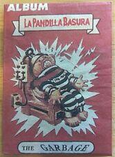 Original Peru La Pandilla Basura Full Pack/Envelope! Peruvian Garbage Pail Kids