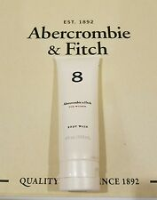 Abercrombie & Fitch Perfume 8 Body Wash 4 FL OZ in Tube For Women RARE and fresh
