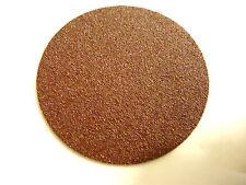 """2"""" PSA Discs, 100 pcs, Cloth Resin Bond Coated Aluminum Oxide, Medium Grit (120)"""