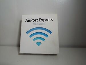 Apple AirPort Express Dual Band 802.11n WiFi Router - MB321LL/a-Free Shipping