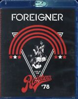 Foreigner - Live At The Rainbow '78 Nuovo Blu-Ray