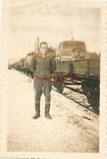 Foto, Flak-Regiment 35, Einsatz in Russland, 12, Mogilew Bahnhof (N)19188