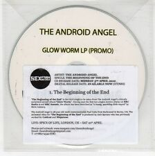 (GJ501) The Android Angel, The Beginning of the End - 2010 DJ CD