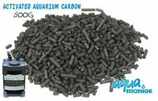 Activated Carbon For Filter Filter Media for Aquarium Fish tank Accessories 500g