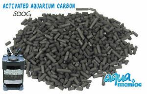 Activated Carbon For Filter Filter Media for Aquarium Fish tank Accessories 500g