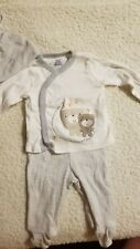 Gerber Baby Boy Size Nb 3 Piece Outfit