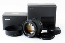 【Exc+++】Voigtlander Nokton 58mm f1.4 SL II w/Hood For Nikon Ai-s Lens 441175