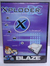 SEGA DREAMCAST software-Xploder/The Ultimate codici System (con imballo originale) (PAL)