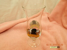 """JEKYLL AND HYDE CLUB BEER GLASS-NEW YORK-8"""" TALL-PREVIOUSLY OWNED-USED-AS IS!"""