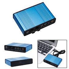 Audio USB Music Sound Cards External 5.1 Sound Card Tech & Gadgets External US
