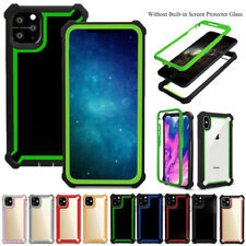 Hybrid Shockproof Clear Silicone Case Cover for iPhone 11 Pro XR 8 7 6 X/SE 2020