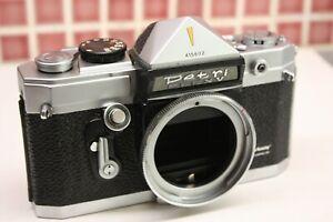 Vintage 35mm SLR Camera Body - Petri Flex V