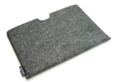 Lenovo IdeaPad Duet Chromebook felt sleeve case wallet UK MADE. PERFECT FIT!