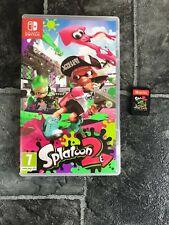 Nintendo Switch  - Splatoon 2 Game