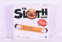 Spin Master The Sloth Game Team Charades with Electronic Plush