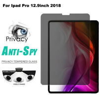 Privacy Anti-Spy HD PET Film Screen Protector For Ipad Pro 11 inch12.9 In  UYB