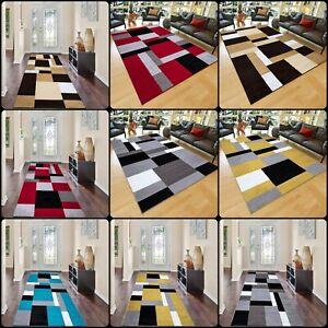 New Modern Home Décor Area Rugs Large Small Living Room Carpet Runner Floor Mats