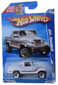 Hot Wheels 2009 Heat Fleet 7/10 Jeep Scrambler 123/190, white