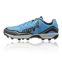 Inov8 Mens Arctic Talon 275 Trail Running Shoes Trainers Black Blue Sports