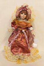 Giocattoli E Modellismo Precise Bambolina Porcellain Doll Bambola Pupazzo