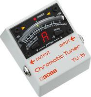 Boss TU-3S Chromatic Tuner - FREE 2 DAY SHIP