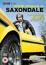 Saxondale - Series 1 (DVD, 2007, 2-Disc Set) New and Sealed